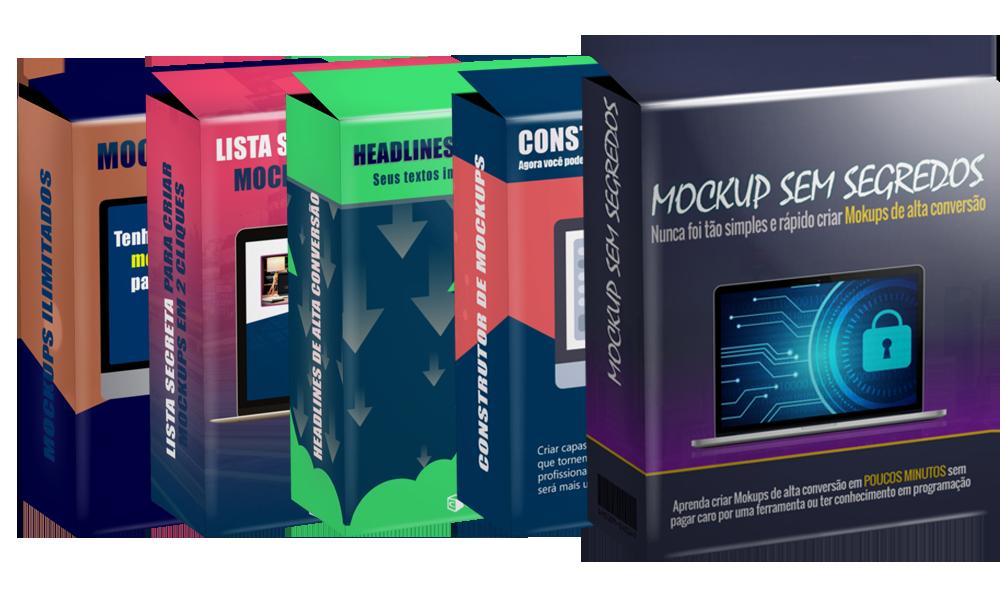 Mockup sem segredos completo